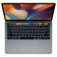 "Ноутбук APPLE A1989 MacBook Pro 13"" Touch Bar Space Gray (Z0WQ000DJ)"