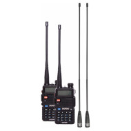Набор раций BAOFENG UV-5R Forest Black 2-pack