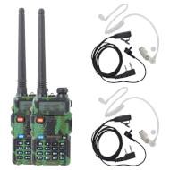 Рация BAOFENG UV-5R Huntsman Camo 2-pack