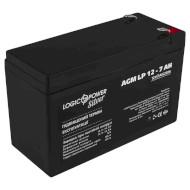 Аккумуляторная батарея LOGICPOWER LP 12 - 7 AH (12В, 7Ач)