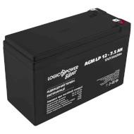 Аккумуляторная батарея LOGICPOWER LP 12 - 7.5 AH (12В, 7.5Ач)