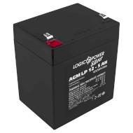 Аккумуляторная батарея LOGICPOWER LP 12 - 5 AH (12В, 5Ач)