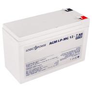 Аккумуляторная батарея LOGICPOWER LP-MG 12 - 7 AH (12В, 7Ач)