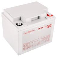 Аккумуляторная батарея LOGICPOWER LP-GL 12 - 40 AH (12В, 40Ач)