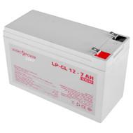 Аккумуляторная батарея LOGICPOWER LP-GL 12 - 7 AH (12В, 7Ач)