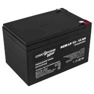 Аккумуляторная батарея LOGICPOWER LP 12 - 12 AH (12В, 12Ач)