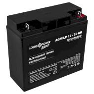Аккумуляторная батарея LOGICPOWER LP 12 - 20 AH (12В, 20Ач)