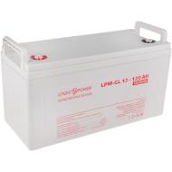 Аккумуляторная батарея LOGICPOWER LPM-GL 12 - 120 AH (12В 120Ач)