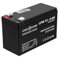 Аккумуляторная батарея LOGICPOWER LPM 12 - 8 AH (12В 8Ач)