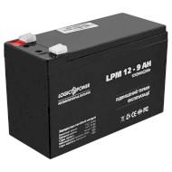 Аккумуляторная батарея LOGICPOWER LPM 12 - 9 AH (12В 9Ач)
