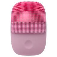 Ультразвуковая щётка для чистки лица XIAOMI INFACE Electronic Sonic Beauty MS-2000 Pink