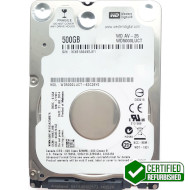 "Жёсткий диск 2.5"" WD AV-25 500GB SATA/16MB (WD5000LUCT) Refurbished"