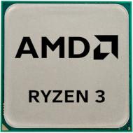 Процессор AMD Ryzen 3 1200 + Wraith Spire 3.1GHz AM4 Tray (YD1200BBAEMPK)
