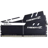Модуль памяти G.SKILL Trident Z Black/White DDR4 3600MHz 32GB Kit 2x16GB (F4-3600C17D-32GTZKW)
