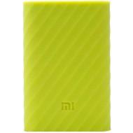 Чехол для портативных зарядных устройств XIAOMI Power Bank 10000 mAh Green