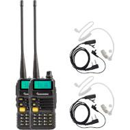 Рация QUANSHENG UV-R50 Security 2-pack
