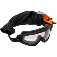 Очки тактические SWISS EYE G-Tac Rubber Black Smoke/Orange/Clear (18821)