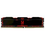 Модуль памяти GOODRAM IRDM X Black DDR4 2666MHz 16GB (IR-X2666D464L16/16G)