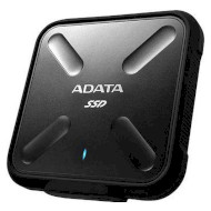 Портативный SSD ADATA SD700 256GB Black (ASD700-256GU31-CBK)
