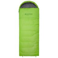 Спальный мешок MOUSSON Tour R Lime 220см