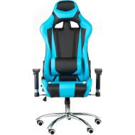 Кресло геймерское SPECIAL4YOU ExtremeRace Black/Blue (E4763)