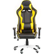 Кресло геймерское SPECIAL4YOU ExtremeRace Black/Yellow (E4756)
