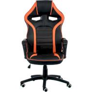 Кресло геймерское SPECIAL4YOU Game Black/Orange (E5395)