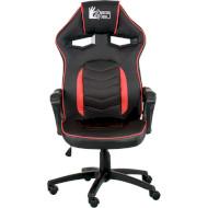 Кресло геймерское SPECIAL4YOU Nitro Black/Red (E5579)