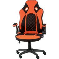 Кресло геймерское SPECIAL4YOU Kroz Black/Red (E5531)