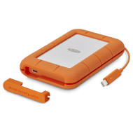 Портативный жёсткий диск LACIE Rugged Thunderbolt USB-C 4TB Thunderbolt2/USB3.0 (STFS4000800)