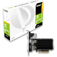 Видеокарта PALIT GeForce GT 730 2GB GDDR3 64-bit Silent LP (NEAT7300HD46-2080H)