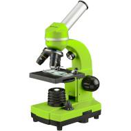 Микроскоп BRESSER Biolux SEL 40x-1600x Green (8855600B4K000)