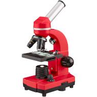 Мікроскоп BRESSER Biolux SEL 40x-1600x Red (8855600E8G000)