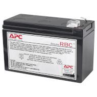 Аккумуляторная батарея APC RBC110 (12В, 9Ач)