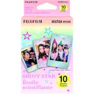 Бумага для камер моментальной печати FUJIFILM Instax Mini Shiny Star 10шт (16404193)