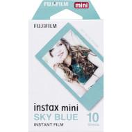 Бумага для камер моментальной печати FUJIFILM Instax Mini Sky Blue 10шт (16537055)