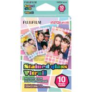 Бумага для камер моментальной печати FUJIFILM Instax Mini Stained Glass 10шт (16203733)