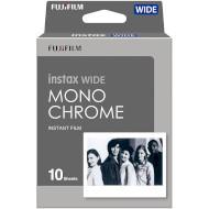 Бумага для камер моментальной печати FUJIFILM Instax Wide Monochrome 10шт (16564101)