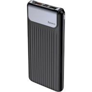 Портативное зарядное устройство BASEUS Thin Digital Black (10000mAh)