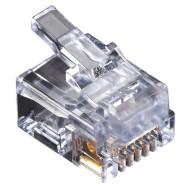 Коннектор ENSIGN TECHNOLOGY RJ-14 (S902-6P4C)