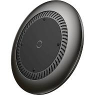 Беспроводное зарядное устройство BASEUS Whirlwind Desktop Wireless Charger Black (CCALL-XU01)