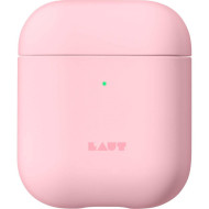 Чехол LAUT Huex Pastels for AirPods Candy (L_AP_HXP_P)