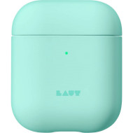 Чехол LAUT Huex Pastels for AirPods Spearmint (L_AP_HXP_MT)