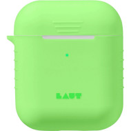 Чехол LAUT Pod Neon for AirPods Acid Yellow (L_AP_PN_Y)