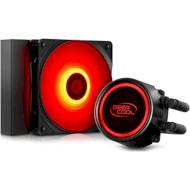 Система водяного охлаждения DEEPCOOL Gammaxx L120T Red