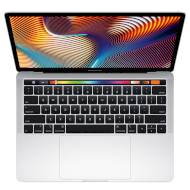 "Ноутбук APPLE A1989 MacBook Pro 13"" Touch Bar Silver (MV992RU/A)"