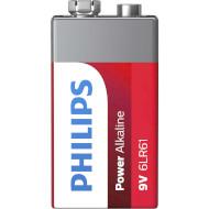 Батарейка PHILIPS Power Alkaline «Крона» (6LR61P1B/10)