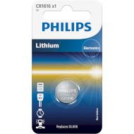 Батарейка PHILIPS Lithium CR1616 (CR1616/00B)
