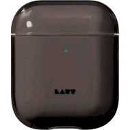 Чохол LAUT Crystal-X for AirPods Crystal Black (L_AP_CX_UB)