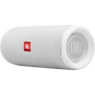 Портативная колонка JBL Flip 5 Steel White